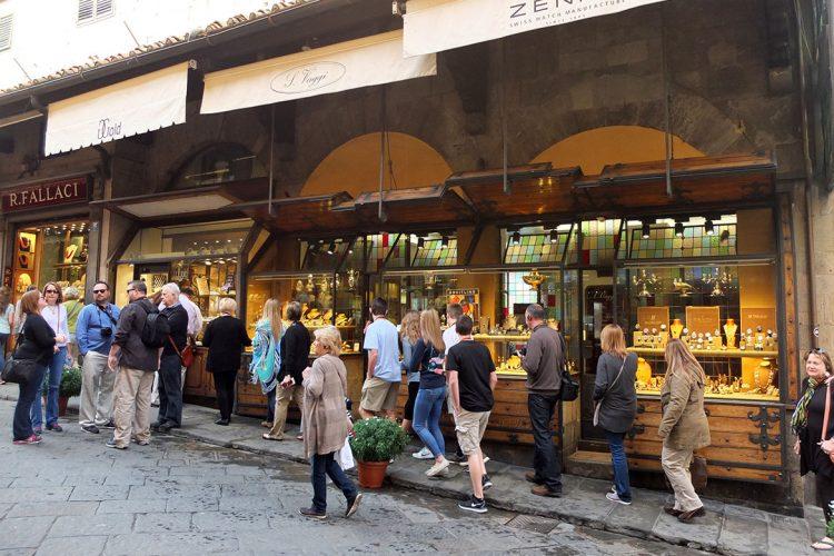 世界奢侈品加工重镇——佛罗伦萨