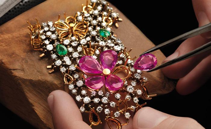 世界顶级的珠宝设计与生产技艺