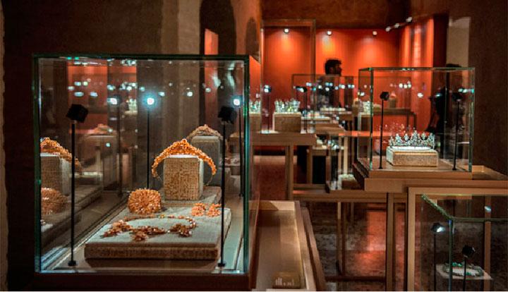 馆藏珍贵且丰富的Vicenza珠宝博物馆