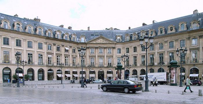 巴黎芳登广场