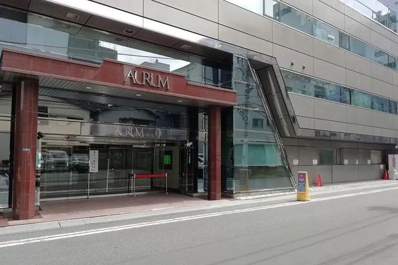 位于东京的日本珠宝大楼